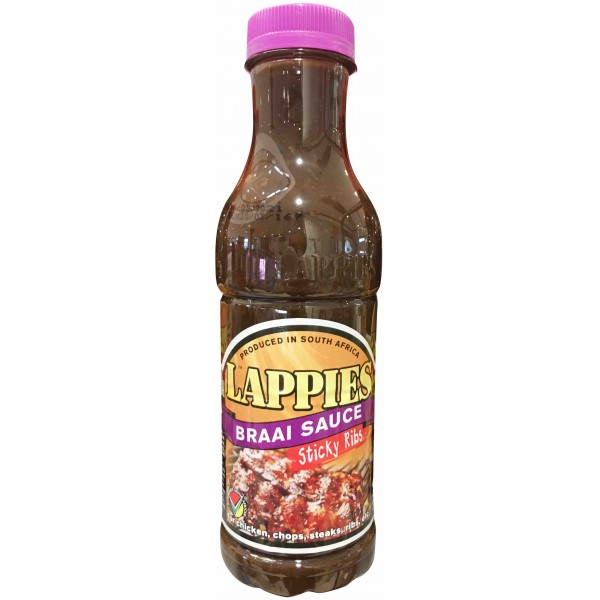 Lappies Sticky Ribs 500ml