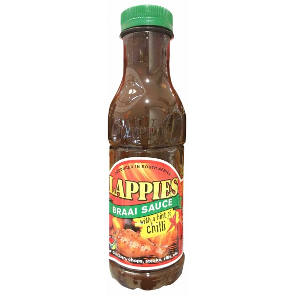 Lappies hint of Chilli 500ml
