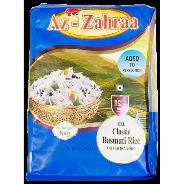 AZ-Zahraa Basmati Rice 5kg