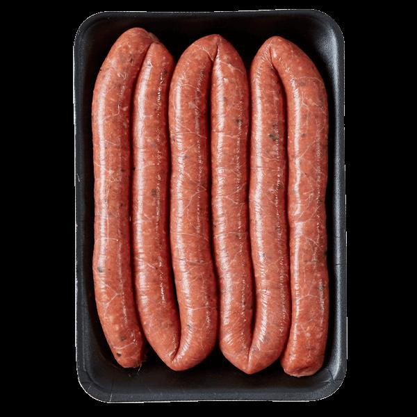 BBQ Dhanya Sausage (per kg)